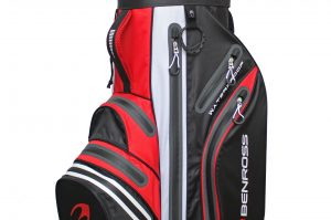 Waterproof Cart Bag - Red